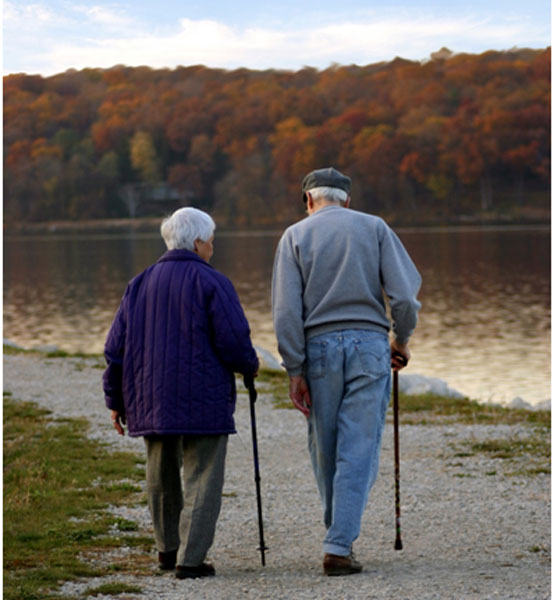 Fatal Falls are on the Rise Among Seniors