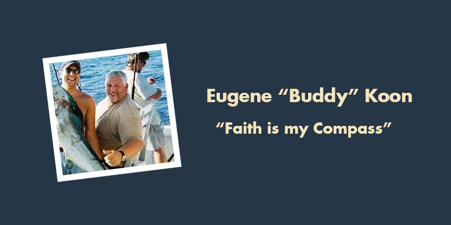 """Eugene """"Buddy"""" Koon Memorial"""