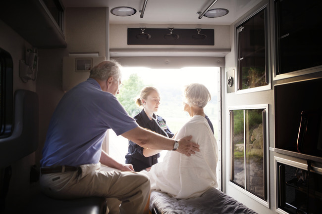 Essential Tips for Evacuating Loved Ones: Medical Transport