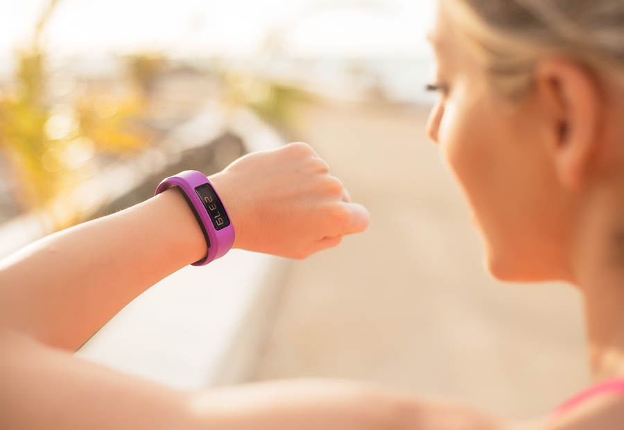 Wearing Fitness Bands May Compromise Your Privacy