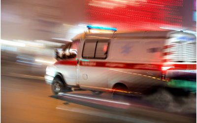 Medicine between the buildings – Josh Watts of MedTrust Medical Transport