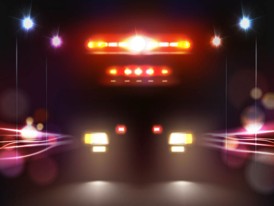 NHTSA Recommends Ambulances Reduce Siren and Light Use