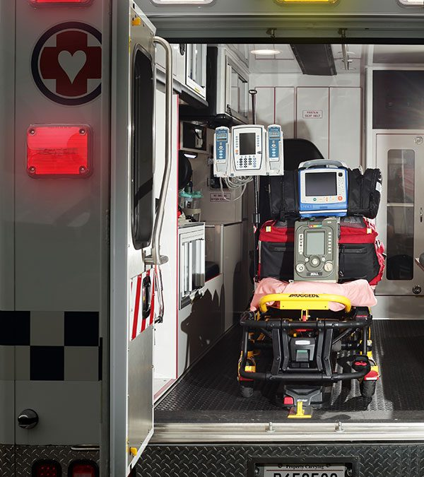 Medicine Between the Buildings: An Interview Josh Watts of MedTrust Medical Transport