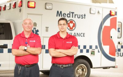 MedTrust Medical Transport Named to the 2018 Inc. 5000