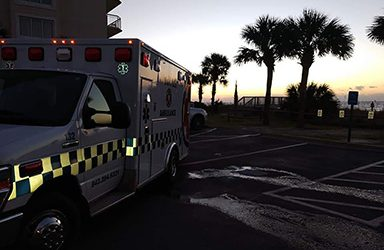 MedTrust Medical Transport Initiates Preparation for Possible Response to Hurricane Florence