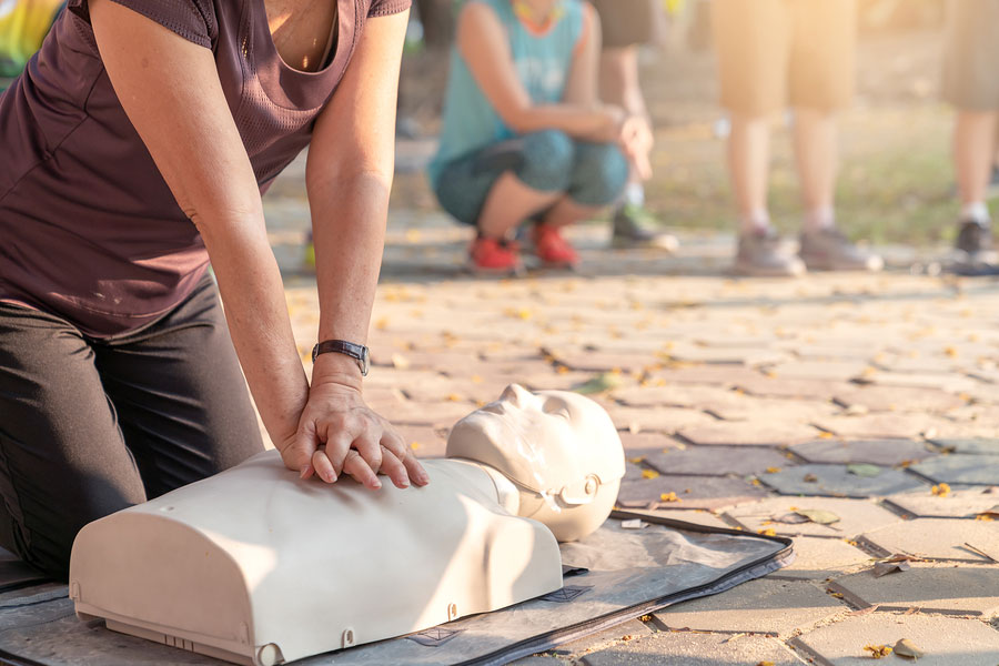 Hands-Only CPR Encourages Bystanders to Provide Help in the Event of a Cardiac Arrest