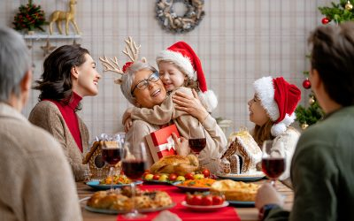 Home for the Holidays – Not the ER
